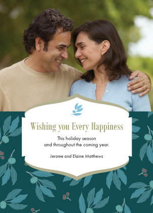 Holiday Cards - Holiday Happiness
