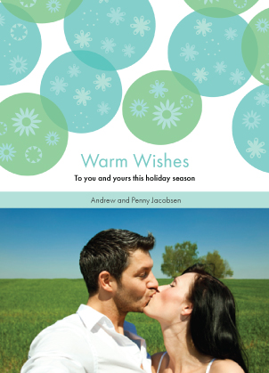 Holiday Cards - Warm Wishes