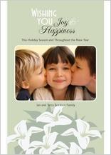Holiday Cards - joy & happiness