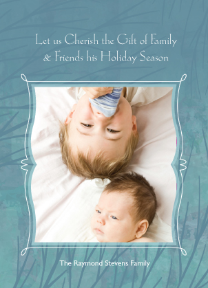 Holiday Cards - Gift of Family