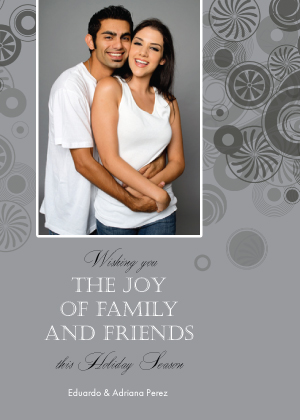 Holiday Cards - Wishing You Joy