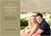 Holiday Cards - holiday cheers!