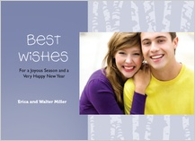 Holiday Cards - best wishes