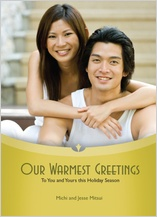 Holiday Cards - our warmest greetings