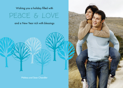 Holiday Cards - Peace & Love