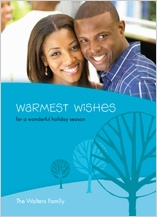 Holiday Cards - warmest wishes