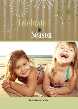 Holiday Cards - Celebrate The Season