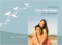 Holiday Cards - joys of the season