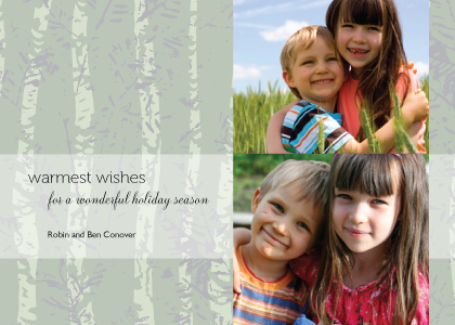 Holiday Cards - Wonderful Holiday