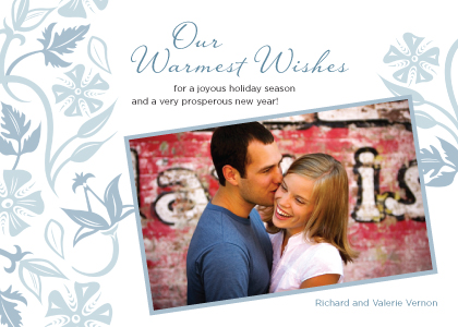 Holiday Cards - Our Warmest Wishes