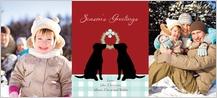 Holiday Cards - doggy holiday