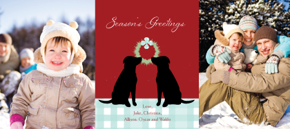 Holiday Cards - Doggy Holiday