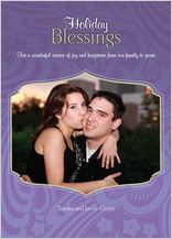 Holiday Cards - holiday blessings