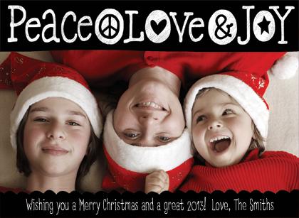 Christmas Cards - Holiday Peace