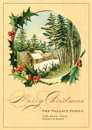 Christmas Cards - Cozy Christmas