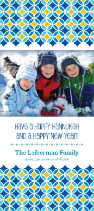 Hanukkah Cards - Happy & Bright