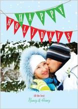 Holiday Cards - a banner holiday