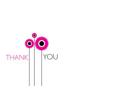 Thank You - Mum Thank You