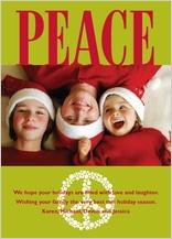 Christmas Cards - peaceful holiday
