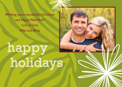 Christmas Cards - Wild Holidays